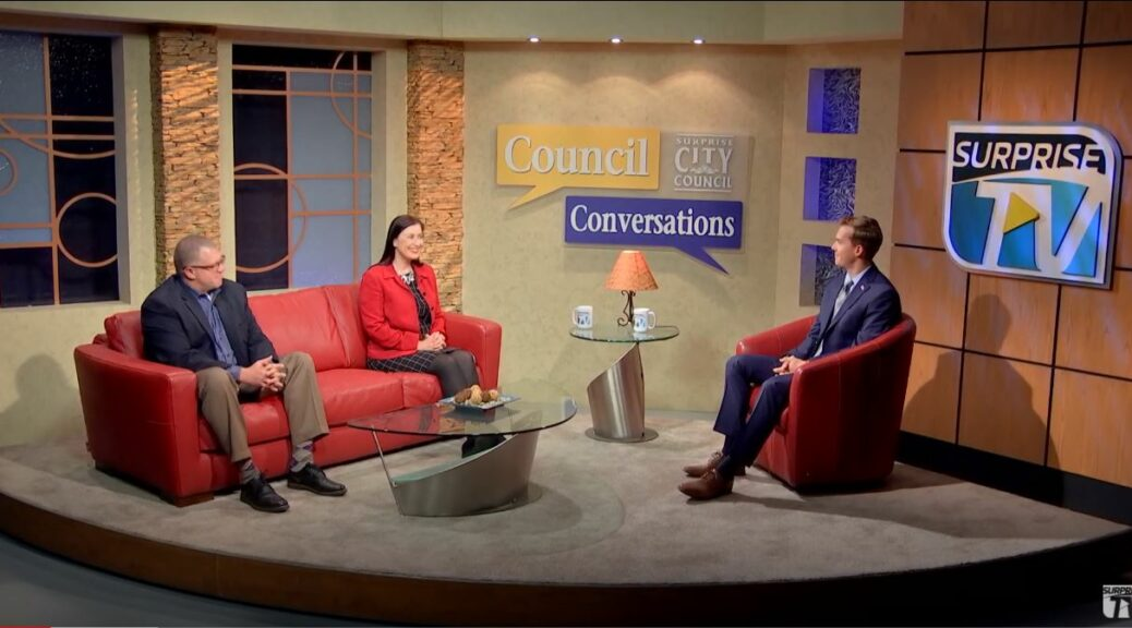 Council Conversations show with Councilmember Jack Hastings