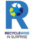 Recycle Wise in Surprise logo.